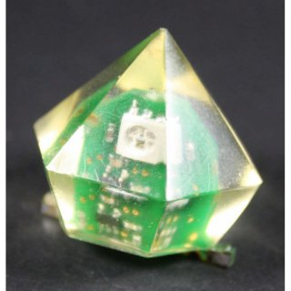 LED-Diamant, 2xWS2812, mit ATTiny10, open Source