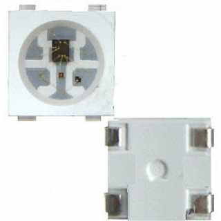 LED WS2812B, SMD5050 mit integriertem WS2811 Controller