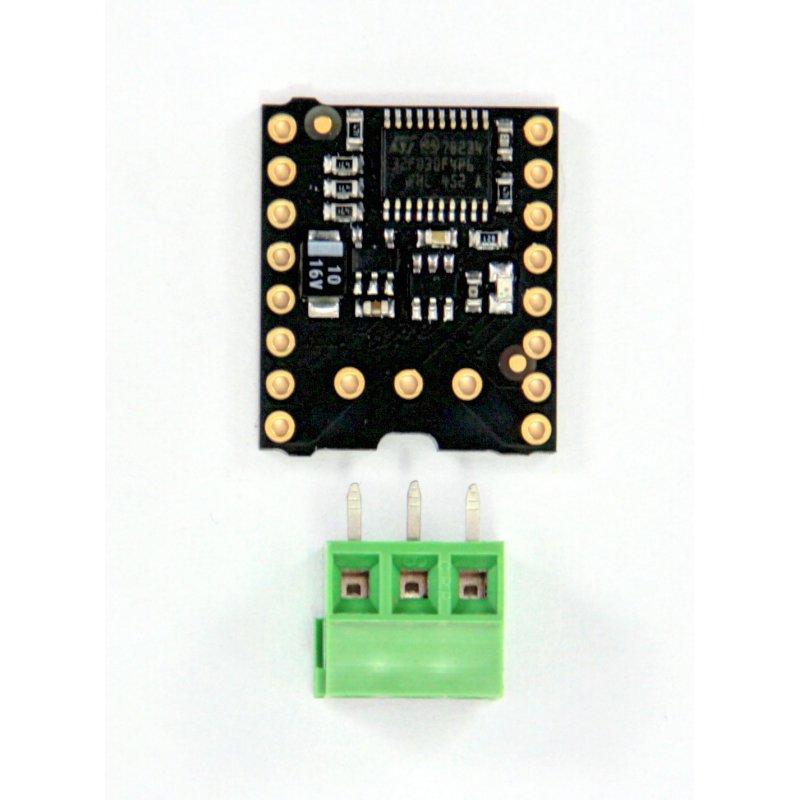 DIGI-DOT-Booster, WS2812 und SK6812 über SPI-Schnittstelle ansteuern
