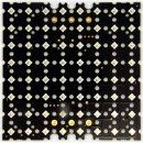 DIGI-DOT Panel 8x8 mit 64 x Digital-LEDs